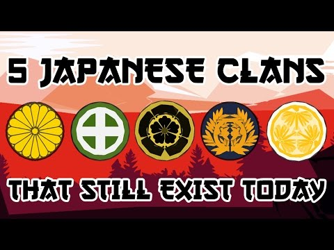 5 Japanese Clans That Still Exist Today