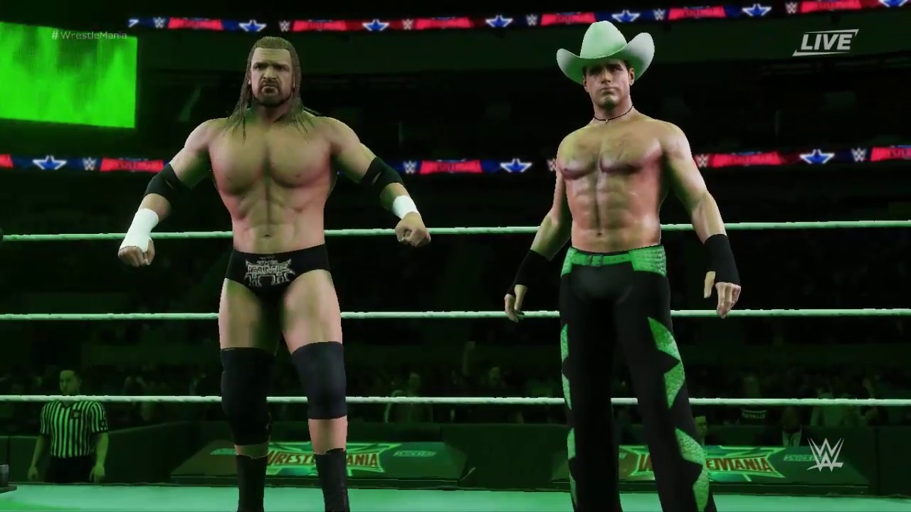WWE DX videos - dailymotion