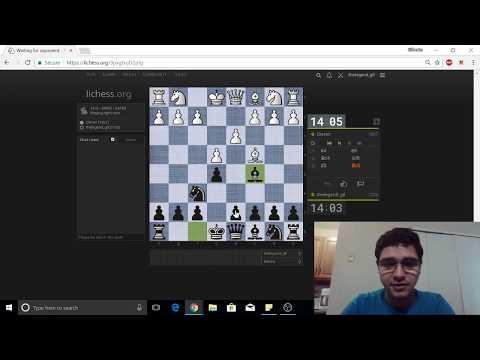 Beginner Rapid Chess #30: Bishop's Opening, Berlin Defense