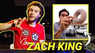 Filmmaker (tries to) EXPLAIN ZACH KING's Editing Magic #02