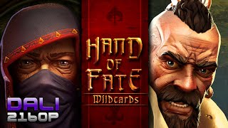 Hand of Fate: Wildcards DLC PC 4K Gameplay 2160p