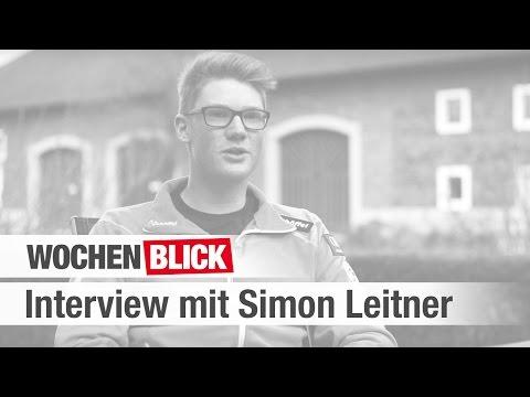 """Wochenblick""-Interview mit Speedski-Fahrer Simon Leitner"