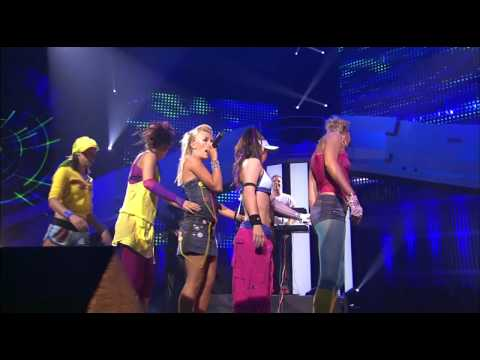 Sylver Live at TMF Music Awards Belgium 2003 HD