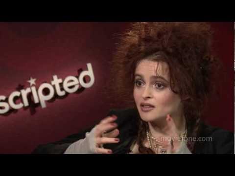 Alice in Wonderland Unscripted - Helena Bonham Carter on Johnny Depp's Dancing