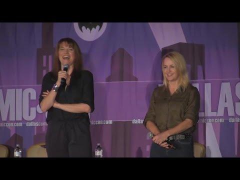 Xena Q&A Full Panel Lucy Lawless Renee O'Connor - Dallas Fan Days 2015