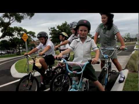 Kids Educational Bike Track