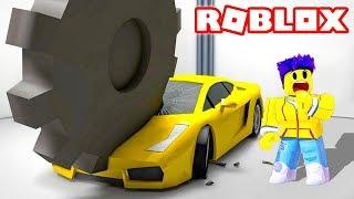 НОВЫЙ КРАШ ТЕСТ МАШИН! РАЗРЕЗАЛ МЕГА ПИЛОЙ САМУЮ ДОРОГУЮ МАШИНУ ЗА 999,999,999$ В РОЛБЛОКС (Roblox)