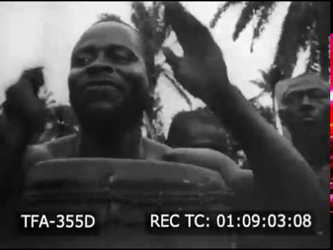 Ngiri, The Land Of The Water People (1950s)