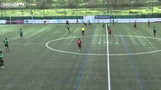 Nice 6-3 Sète (U17) : les buts