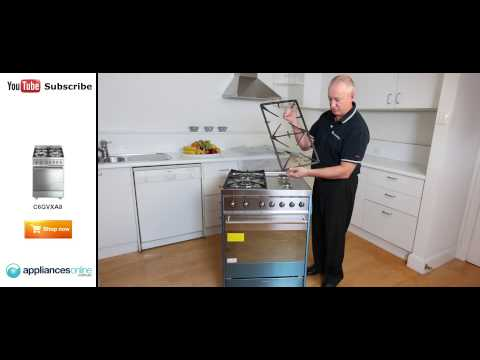 Expert review of the Freestanding Smeg Gas Oven/Stove C6GVXA8 - Appliances Online