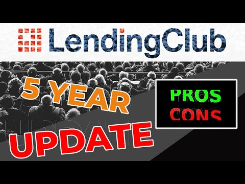 Lending Club Review | 5 Year Update