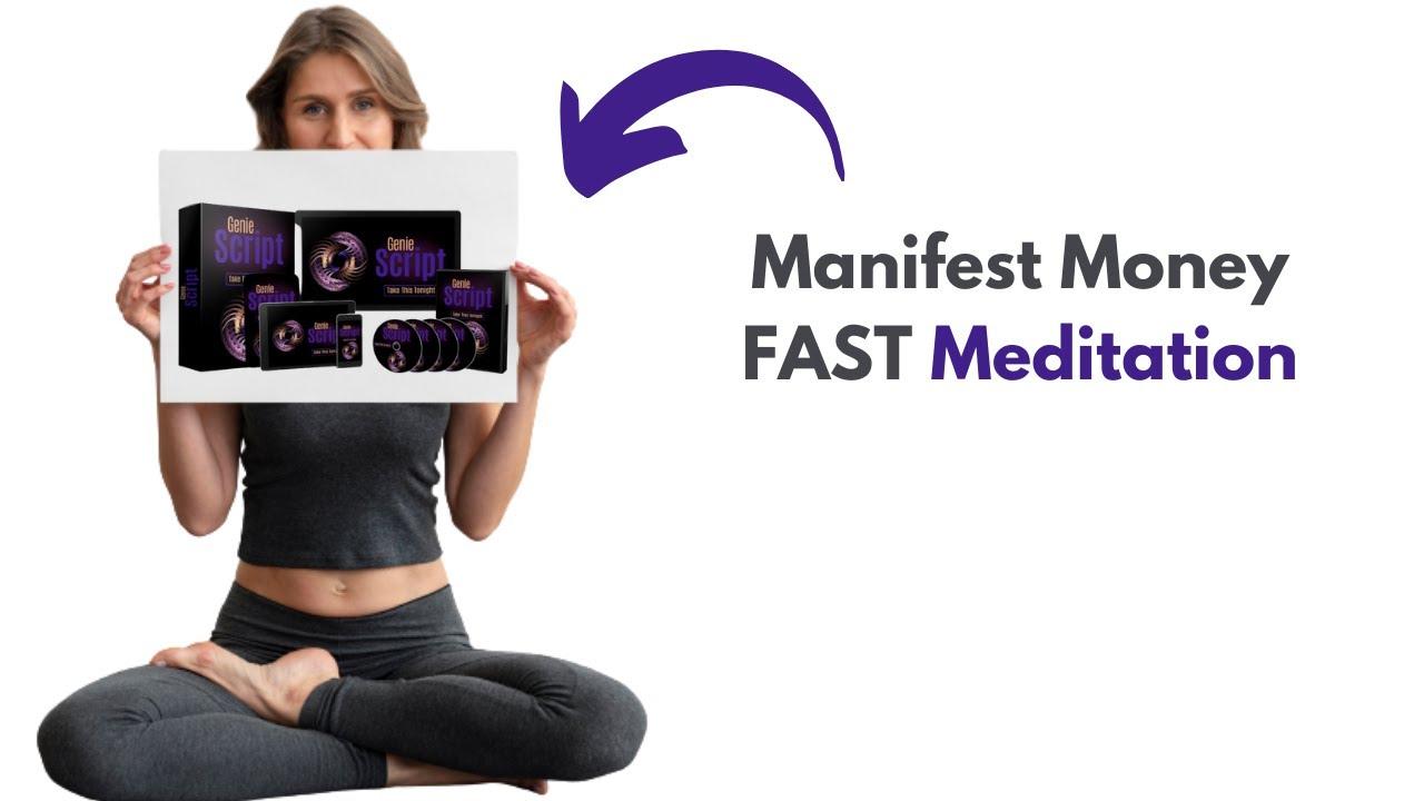 Manifest Money Fast Meditation