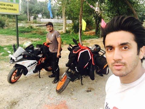 [Part 2 ] Mumbai To Ladakh   Delhi - Patnitop