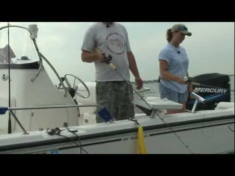 how to catch fluke with bucktails