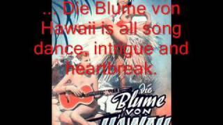1931 Paul Abraham: Die Blume von Hawaii - Medley Dajos Bela Orch. Berlin