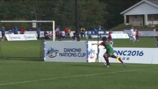 Austria vs Portugal - Ranking match 17/20 - Highlight - Danone Nations Cup 2016