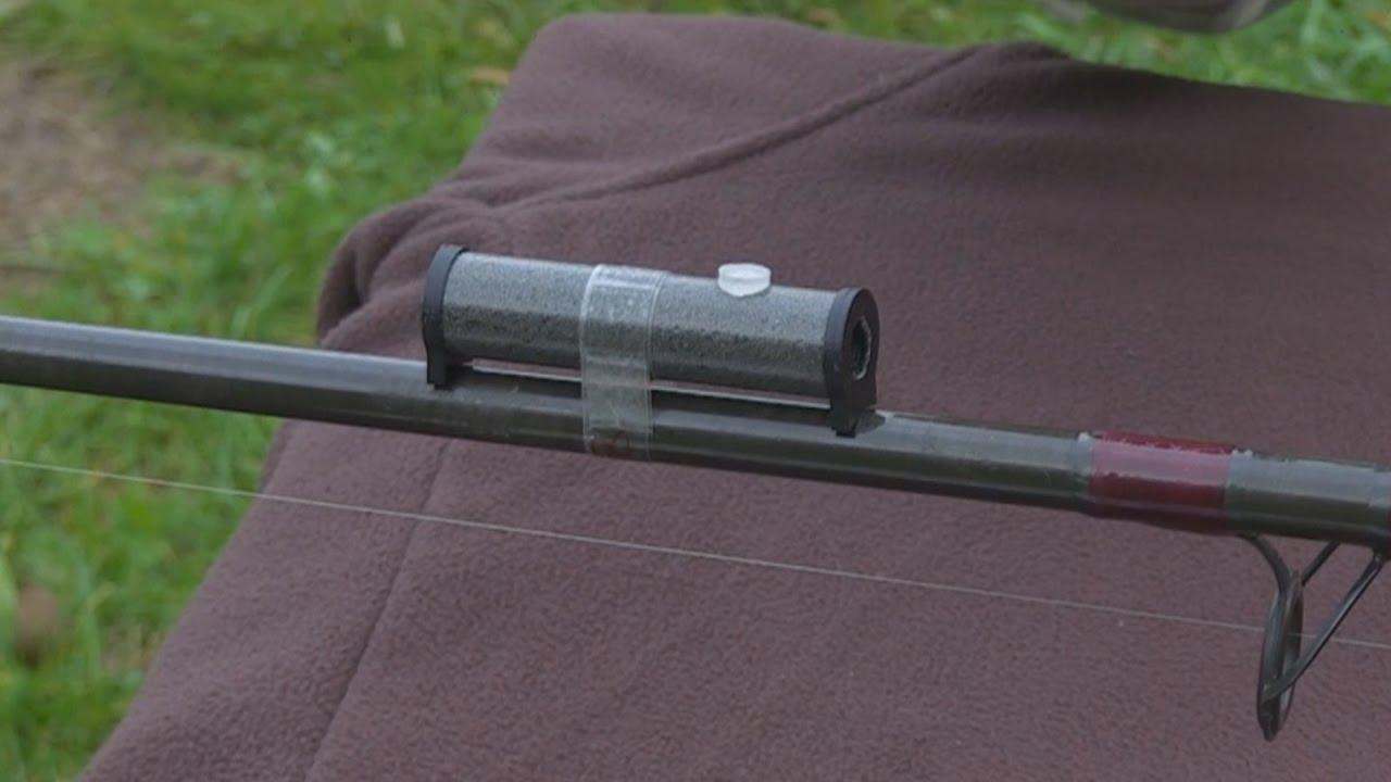Электронный светозвуковой индикатор поклевки