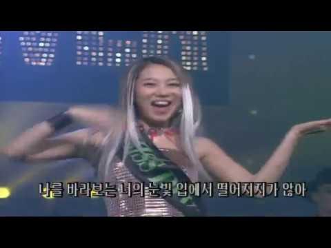 디바 - Crazy (2001 인기가요)