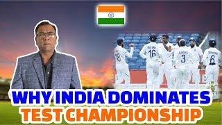 Why India Dominates Test Championship | Basit Ali