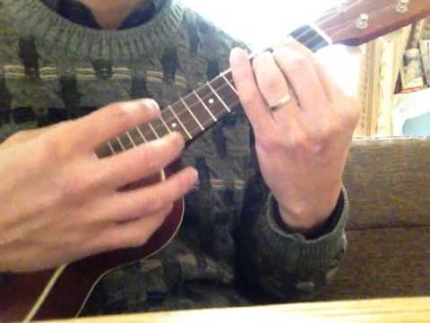 Sun King _ Beatles cover on Ukulele