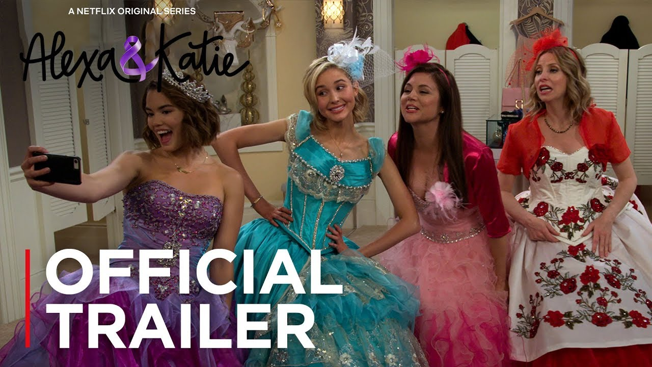 Alexa Katie Season 2 Official Trailer Hd Netflix