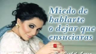 Pamela Cortés - Cristales Rotos Letra
