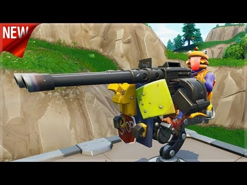 ✅Fortnite: NEW OP TURRET // CROSSPLAY SQUADS // (iOS, Android, Xbox, PS4, Switch!) thumbnail
