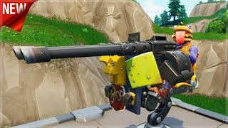 ✅Fortnite: NEW OP TURRET // CROSSPLAY SQUADS // (iOS, Android, Xbox, PS4, Switch!)