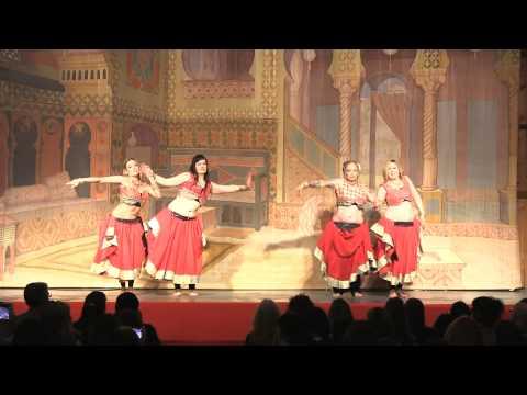 Portico Dance Company @ Tribal Fest 15