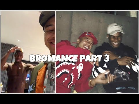 Pogba, Rashford and Lingard ft. Lukaku || BROMANCE || Best moments || Part 3 Mp3