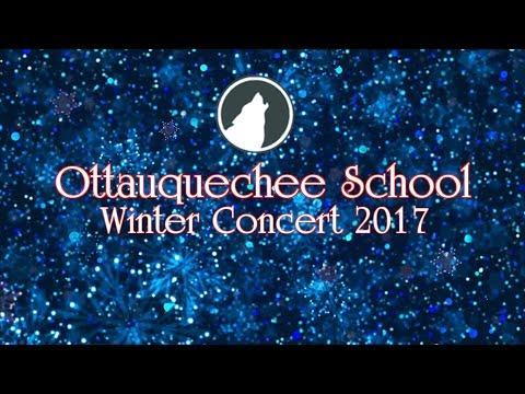 Ottauquechee School Winter Concert 2017