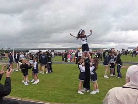 Forth Gala Day 2009 - Electric Candy Cheerleaders