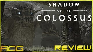 """Shadow of the Colossus Review """"Buy, Wait for Sale, Rent, Never Touch?"""""""