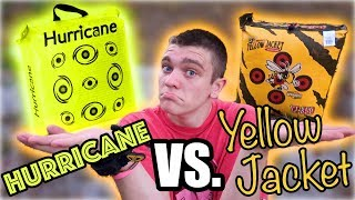 Best Bow Target 2017? - Hurricane vs. Yellow Jacket