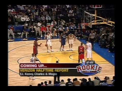 2004 NBA Rookie Challenge