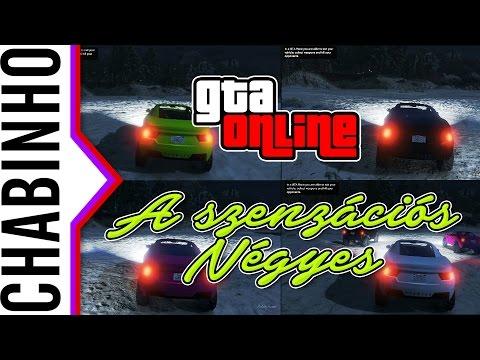 【GTA 5 Online】A szenzációs négyes [16+] letöltés