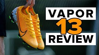 NIKE MERCURIAL VAPOR 13 REVIEW | Hazard and Neymar can't be wrong