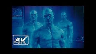 "Dr. Manhattan ""Sex Escena & Trabajando"" LATINO Watchmen (2009)"