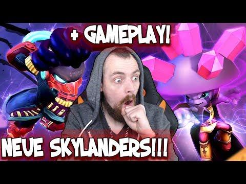 NEUE SKYLANDERS - Skylanders Ring Of Heroes Infos & Gameplay Deutsch