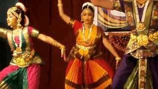 malayali kids classical dance performance(bharathanatiyam)