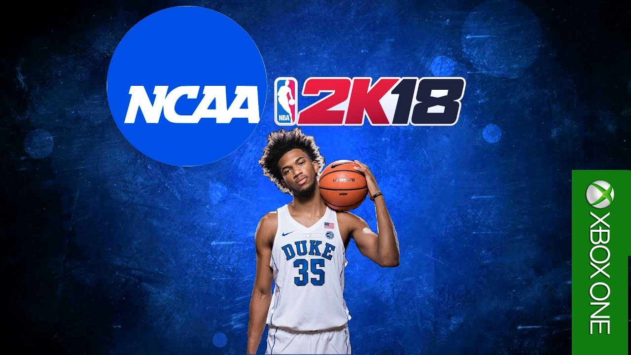 Xbox One Ncaa 2k18 Roster Youtube