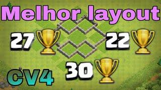 Layout para subir troféus cv4