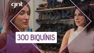 Gabriela Pugliesi tira onda com closet bombado | Tour Pelo Closet | Desengaveta | Fernanda Paes Leme