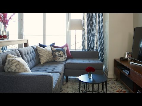 Interior Design — How To Add Personality To A Rental Apartment