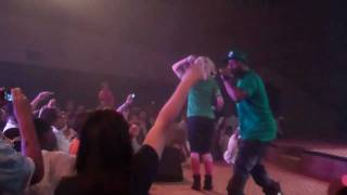 FLAME ft. V.ROSE- Surrender Live Virginia Beach, VA