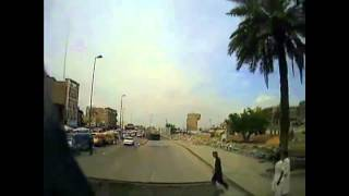 Blackwater Contractors Driving Over Iraqi Woman