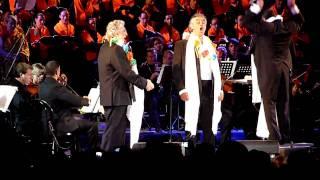 Andrea Bocelli & Placido Domingo - Nessun Dorma 2009