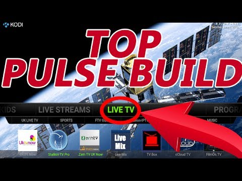 The Top Kodi Build Of The Month - Install Pulse Build On Kodi