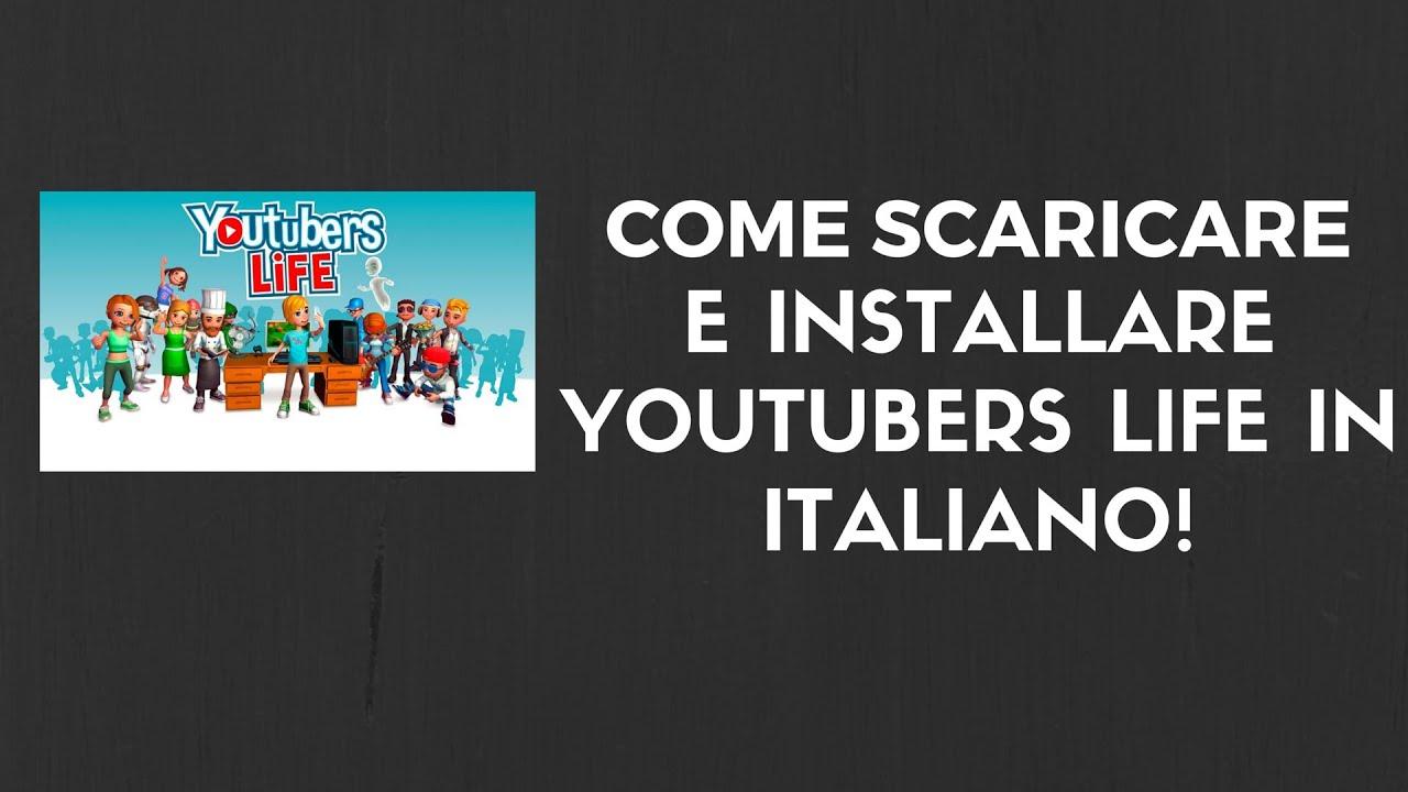 Come scaricare youtuber simulator