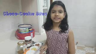 Choco Cookie bites - recipe by Ankitha